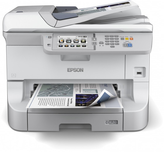 МФУ Epson WorkForce Pro WF-8590 DWF (220V)