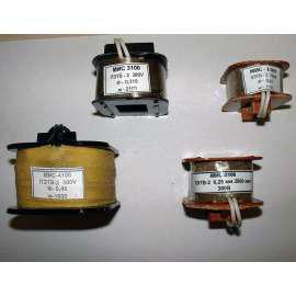 Катушки серии МИС 1100,2100,3100,4100