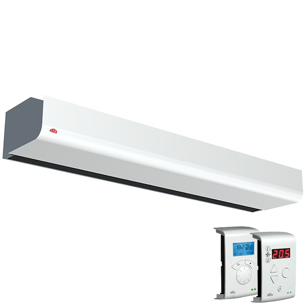Воздушная тепловая завеса Frico: РА2510E08 (1050 мм / 1450 м3/ч / 8 кВт)