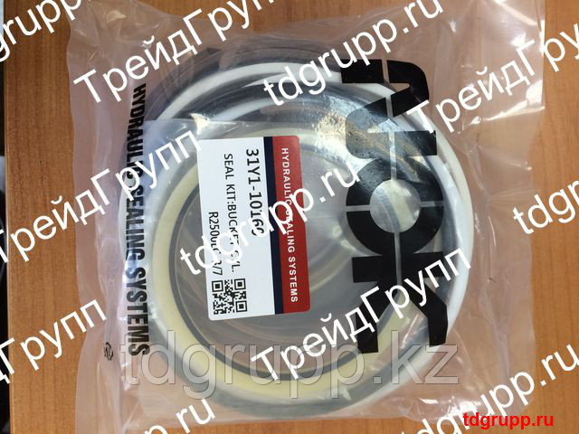 31Y1-10160 Ремкомплект гидроцилиндра ковша Hyundai R250LC-7