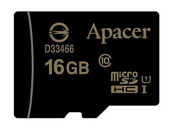 Карта памяти Apacer microSD 16gb @10