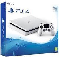PlayStation 4 SLIM 500GB Белая, фото 1