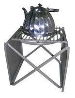Костровая печка в сумке
