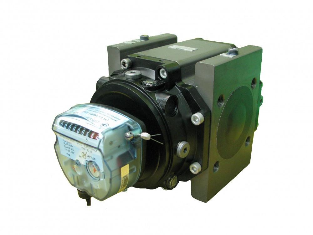 Счетчик газа Сигнал РСГ 80 G160