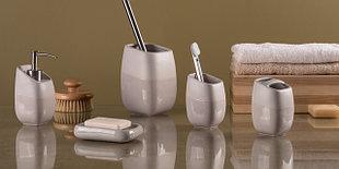 Мыльницы, подставки для зубных щеток, крючки, диспенсер для мыла, держатели для туалетной бумаги