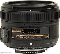 Объектив Nikon Nikkor AF-S 50mm 1,8 G