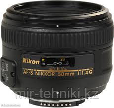 Объектив Nikon Nikkor AF-S 50mm 1,4 G
