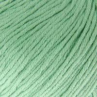 Пряжа 'Baby Cotton XL' 50 хлопок, 50 полиакрил 105м/50гр (3425 мята) (комплект из 5 шт.)