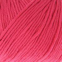 Пряжа 'Baby Cotton XL' 50 хлопок, 50 полиакрил 105м/50гр (3415 яр. розовый) (комплект из 5 шт.)