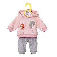 Одежда для кукол высотой 38-46 см, розовая