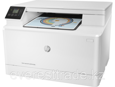 МФУ HP Color LaserJet Pro M180n (T6B70A) A4, фото 2