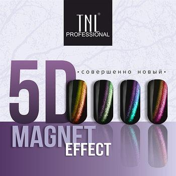 Гель-лаки TNL Magnet effect 5D