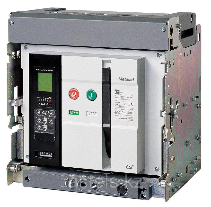 Воздушный выключатель Metasol 1250А выкатной