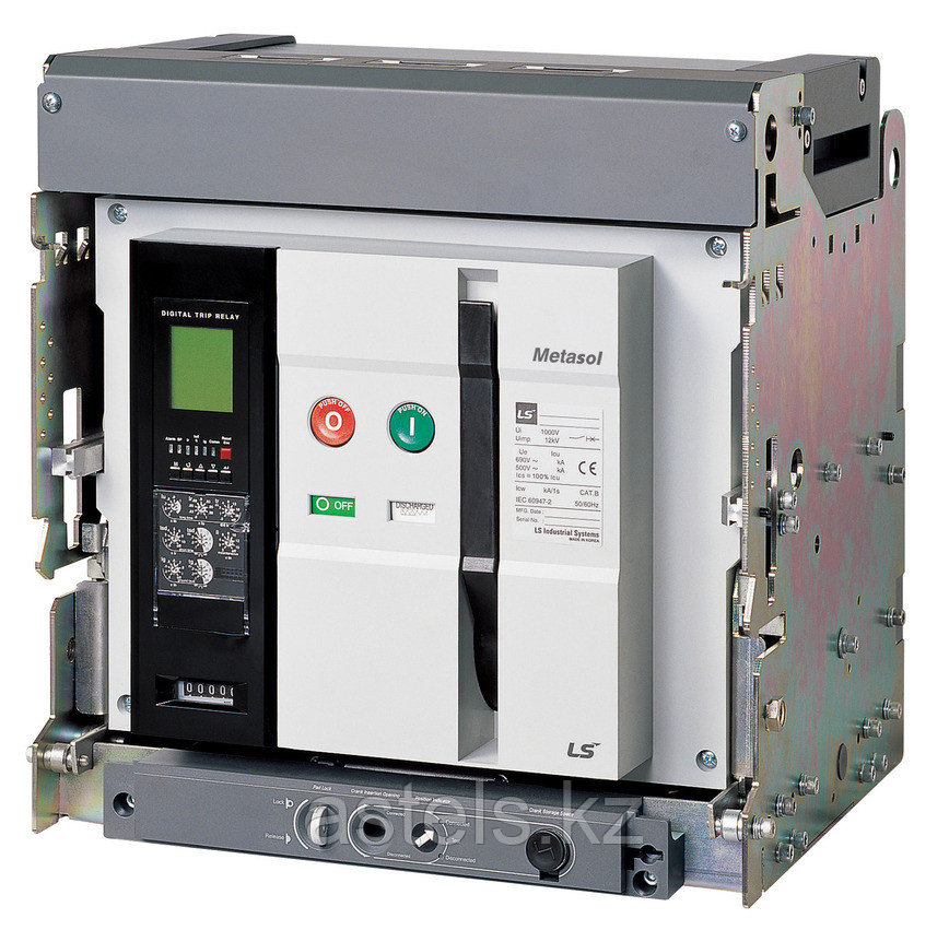 Воздушный выключатель Metasol 2000А выкатной