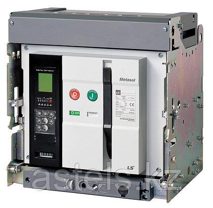 Воздушный выключатель Metasol 2500А выкатной, фото 2