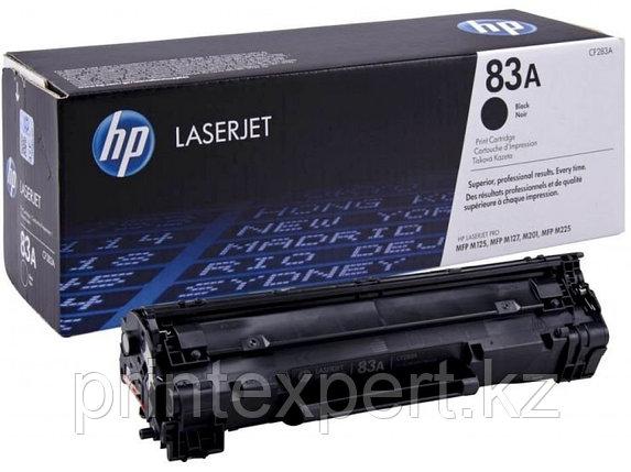 Заправка картриджа HP CF283A 83A, фото 2