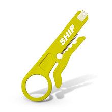 SHIP Инструмент Для снятия изоляции и расшивки сетевого кабеля (Stripper) G601