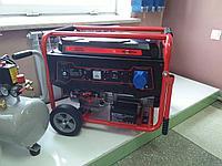 Бензиновый генератор Magnetta GFE9000