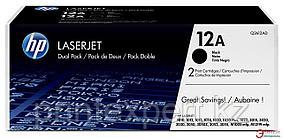 Заправка картриджа HP Q2612A 12A