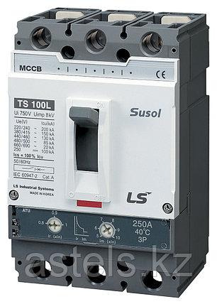 Автоматический выключатель TS100N FTU100 63A 3P EXP, фото 2