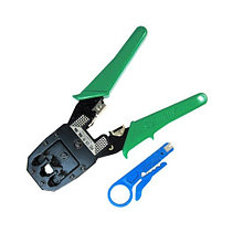 Инструмент SK-315 Для обжима коннекторов RJ-45, RJ-11, RJ-12, RJ-9