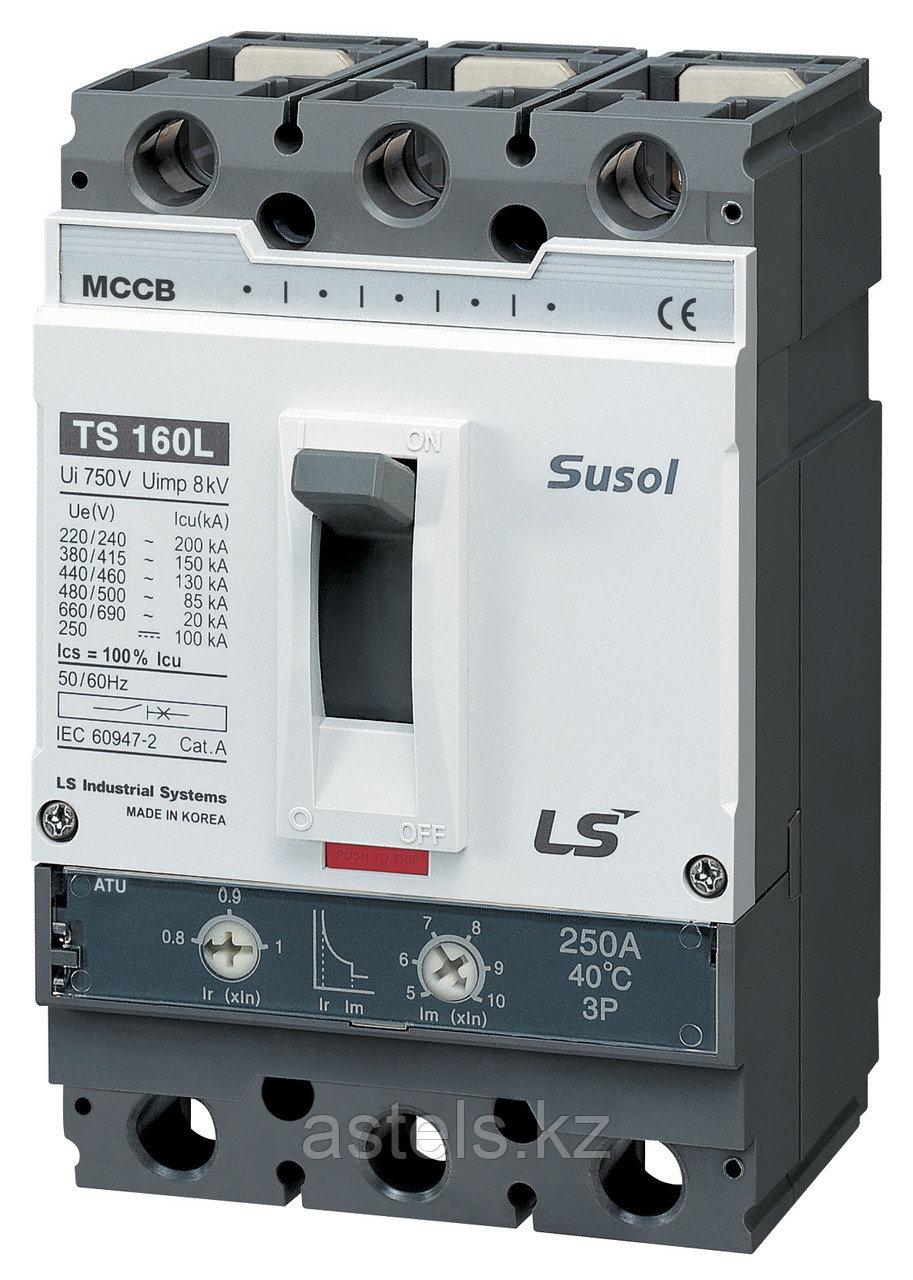 Автоматический выключатель TS160N FMU160 160A 3P EXP