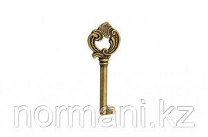 """Ключ, отделка бронза античная """"Флоренция"""""""
