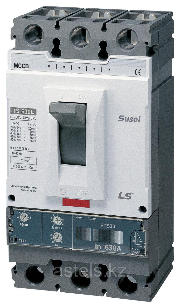 Автоматический выключатель TS630N FMU630 630A 3P EXP