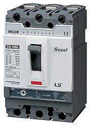 Автоматический выключатель TD160N FMU160 100A 3P EXP