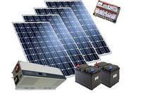 Солнечная электростанция 3 кВт/сутки(12В). ГАРАНТИЯ 1 ГОД, фото 1