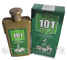 101 Oumile - Шампунь от выпадения волос с чесноком.