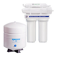 Фильтр для воды система обратного ОСМОса четыре степени очистки