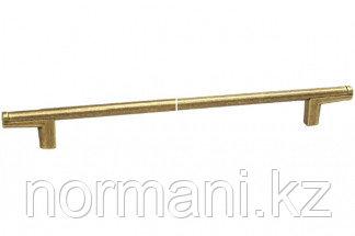 Ручка-скоба 224мм, отделка бронза натуральная