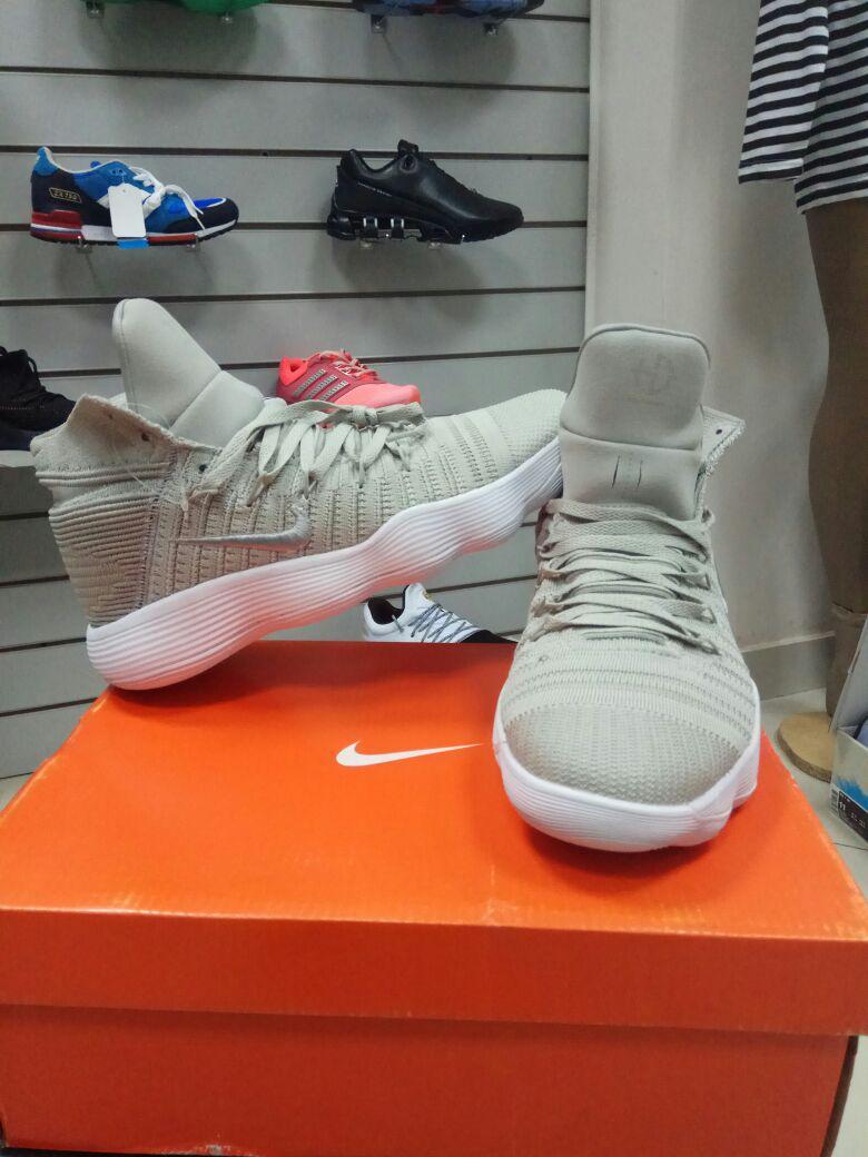 Баскетбольные кроссовки Nike Lunar Hyperdunk 2017 flyknit