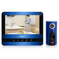 Видеодомофон со сканером отпечатка пальца SITITEK Dome