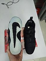 Баскетбольные кроссовки Nike Lebron James XI (11) Zoom Soldier Black, фото 3
