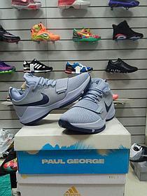 Баскетбольные кроссовки Nike PG1 from Paul George серые