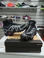Высокие кроссовки Salomon Speedcross I (1)  черные
