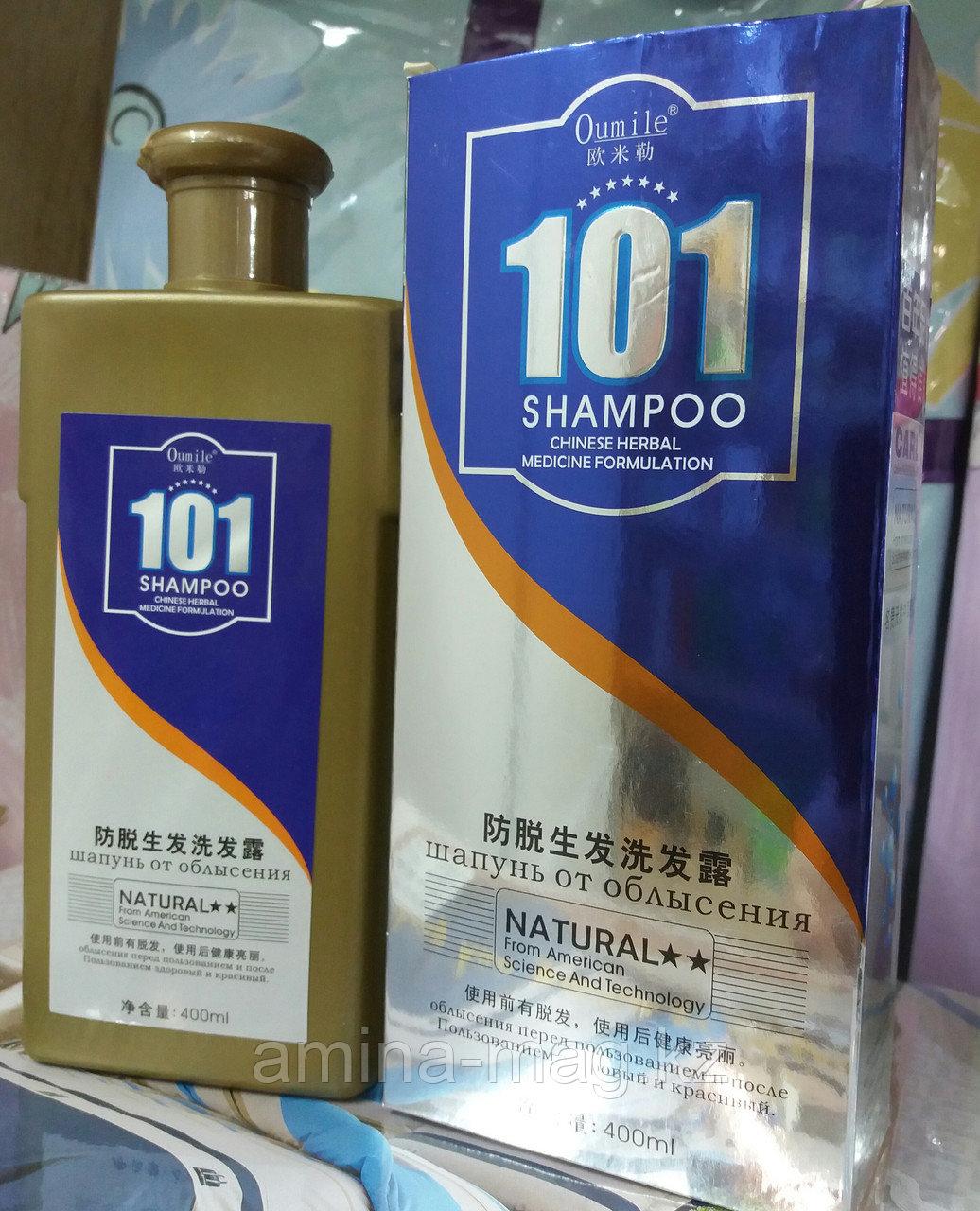 Шампунь от выпадения волос 101 Oumle