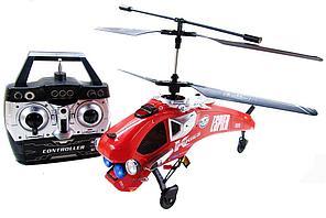 Вертолет радиоуправляемый Espier (гироскоп, на аккум.)