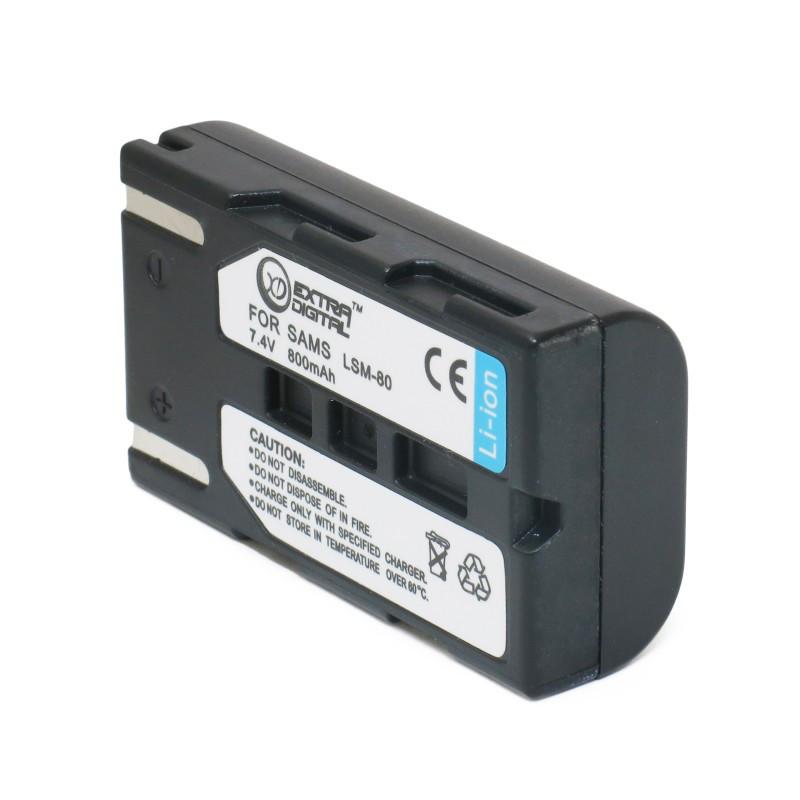 Аккумулятор для камеры Samsung SB-LSM80