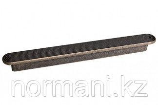 Мебельная ручка для кухни 128 бронза античная
