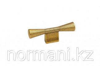 Мебельная ручка для кухни 16 бронза античная французская