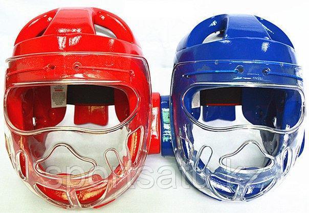 Шлем для таэквондо с защитой лица