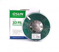 3D ABS+ Пластик eSUN Pine Green