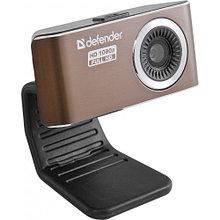 Defender 63693 G-lens 2693 Веб-камера FullHD 1080p, 2МП, стеклянная линза