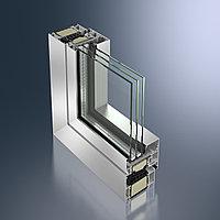 Алюминиевые окна ALUSTAR, фото 1