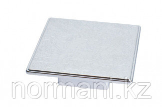 Ручка-скоба 32-32 мм, отделка хром глянец