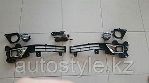 Противотуманные фары Toyota LandCruiser 200 2015-