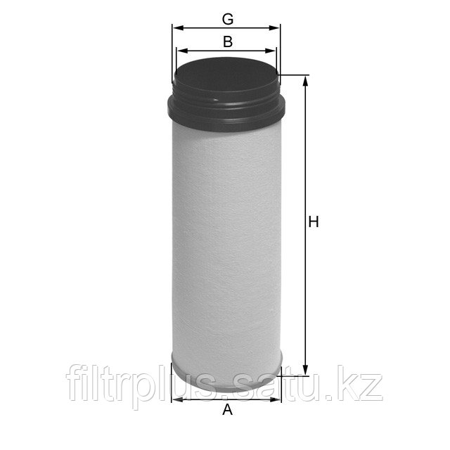 Воздушный фильтр MANN CF1430